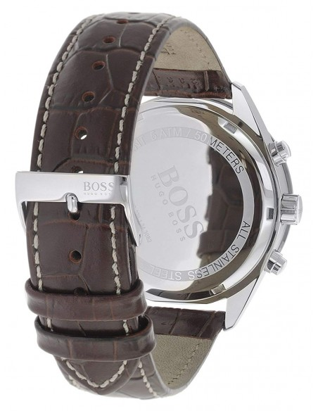 Chic Time | Montre Homme Hugo Boss Talent 1513598 Marron  | Prix : 179,40 €