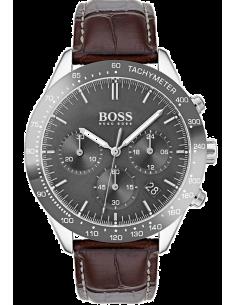 Chic Time | Montre Homme Hugo Boss Talent 1513598 Marron  | Prix : 179,40€