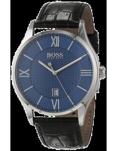 Chic Time | Montre Homme Hugo Boss Governor 1513553 Bleu cadran  | Prix : 159,20€