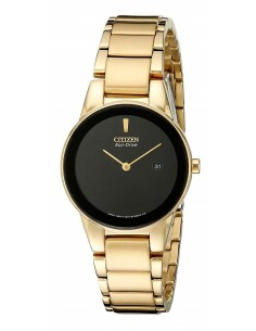 Chic Time | Montre Femme Citizen Eco-Drive GA1052-55E Or  | Prix : 323,10 €