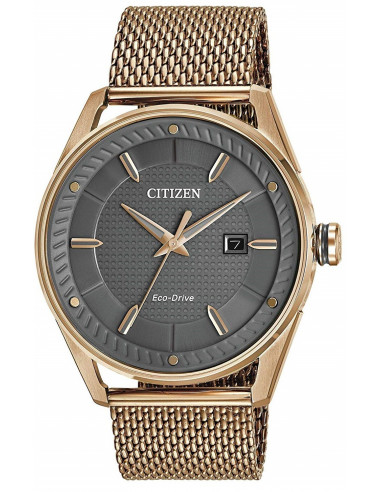 Chic Time | Montre Homme Citizen BM6983-51H Or Rose  | Prix : 167,30 €