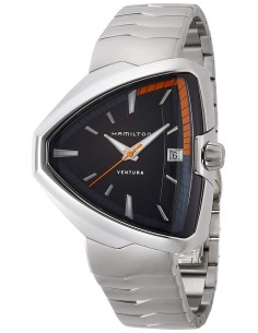 Chic Time | Montre Hamilton H24551131 Ventura Elvis80 Acier inoxydable  | Prix : 1,095.00