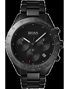 Chic Time | Montre Homme Hugo Boss Talent 1513581 Chronographe Noir céramique  | Prix : 375,00€