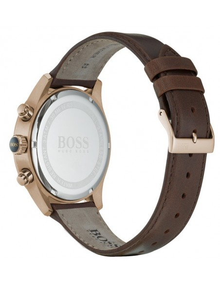 Chic Time   Montre Homme Hugo Boss Grand Prix 1513604 Chronographe Bleu    Prix : 323,10€