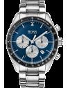 Chic Time | Montre Homme Hugo Boss Trophy 1513630 Chronographe Cadran bleu  | Prix : 239,40€