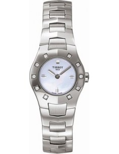 Chic Time | Montre Femme Tissot T-Round T64168581  | Prix : 723,60€