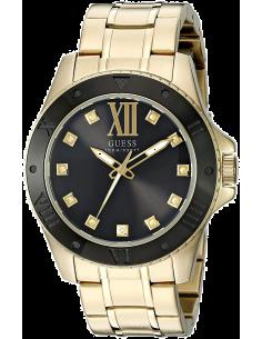 Chic Time | Montre Homme Guess Strong Gold U0721G2 Dorée  | Prix : 139,30€