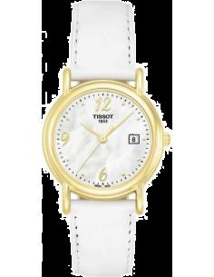 Chic Time | Montre Femme Tissot Carson T71312974  | Prix : 1,050.00