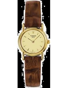 Chic Time | Montre Femme Tissot Carson T71313021  | Prix : 705,60€