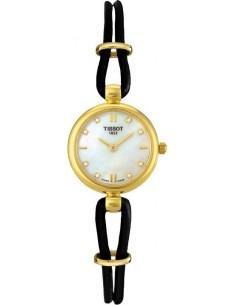 Chic Time | Montre Femme Tissot Fine Lady Round T71315176  | Prix : 1,234.80