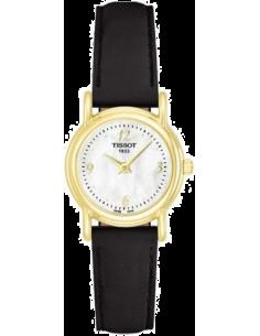 Chic Time | Montre Femme Tissot Carson T71318074  | Prix : 750,00€