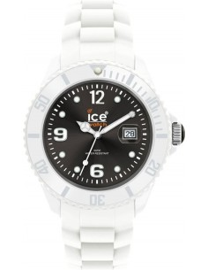 Chic Time   Montre Ice-Watch Silicone SI.WK.B.S.10    Prix : 83,90€