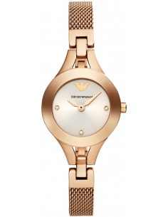 Chic Time   Montre Femme Emporio Armani Classic AR7362 Or rose acier    Prix : 239,20€