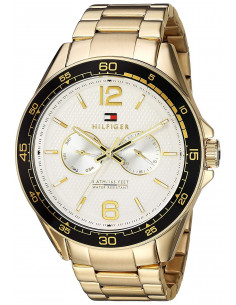 Chic Time | Montre Homme Tommy Hilfiger Sophisticated Sport 1791365 Acier Or  | Prix : 269,00 €