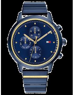 Chic Time | Montre Femme Tommy Hilfiger Gigi Hadid 1781893 Bleu  | Prix : 149,40€