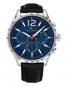 Chic Time | Montre Homme Tommy Hilfiger Gavin 1791468 Cuir  | Prix : 279,00 €