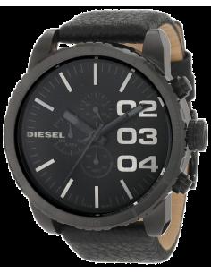 Chic Time | Montre Homme Diesel DZ4216 Franchise Cuir Noir  | Prix : 199,90€