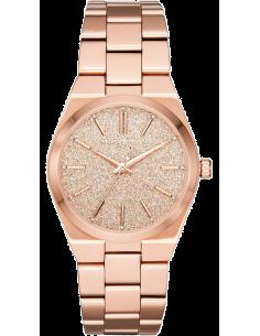 Chic Time | Montre Femme Michael Kors Channing MK6624 Or rose  | Prix : 271,20€