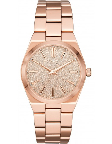 Chic Time | Montre Femme Michael Kors Channing MK6624 Or rose  | Prix : 271,20 €