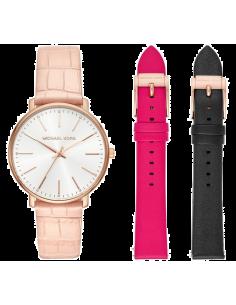 Chic Time | Montre Femme Michael Kors Pyper MK2775 bracelet cuir  | Prix : 236,00€