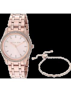 Chic Time | Montre Femme Michael Kors Kiley MK3768 Or rose  | Prix : 223,20€