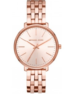 Chic Time | Montre Femme Michael Kors Pyper MK3897 Or rose  | Prix : 236,00 €
