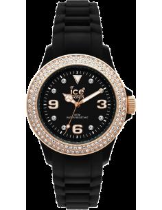 Chic Time | Montre Ice-Watch Resine Stone Sili ST.BK.S.S.09  | Prix : 103,35€