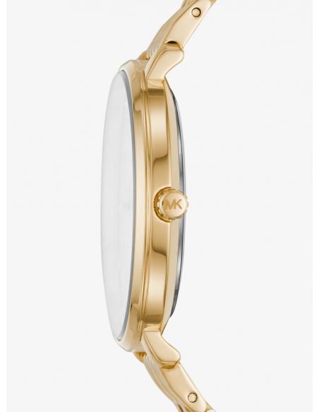 Chic Time | Montre Michael Kors Pyper MK3898 Bracelet acier doré  | Prix : 199,00€