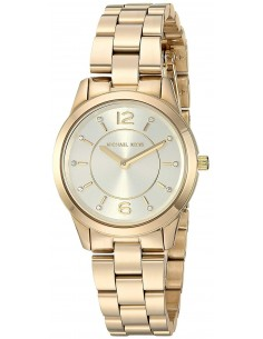 Chic Time | Montre Femme Michael Kors Runway MK6590 Or  | Prix : 186,15 €
