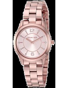 Chic Time | Montre Femme Michael Kors Runway MK6591 Or rose  | Prix : 199,00€