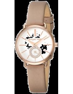 Chic Time | Montre Femme Michael Kors Pyper MK2748 Bracelet cuir beige  | Prix : 169,00€