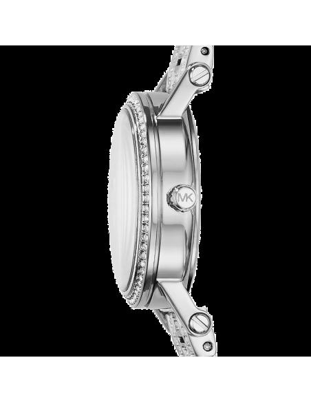 Chic Time | Montre Femme Michael Kors Norie MK3810 Argent  | Prix : 195,00€