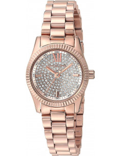 Chic Time | Montre Femme Michael Kors Lexington MK3692 Or rose  | Prix : 219,00 €