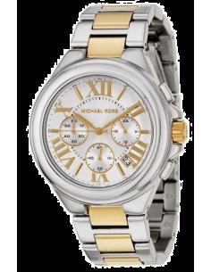 Chic Time   Montre Michael Kors Camille MK5653 Bracelet en acier bi-ton    Prix : 129,50€