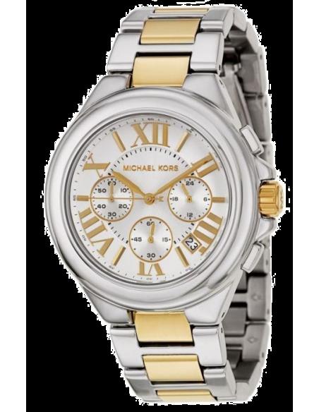 Chic Time | Montre Michael Kors Camille MK5653 Bracelet en acier bi-ton  | Prix : €155.40