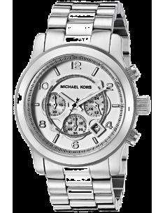 Chic Time | Montre Michael Kors MK8086 Runway Argenté  | Prix : 237,15€