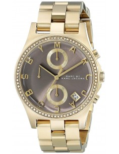 Chic Time | Montre Femme Marc Jacobs Henry MBM3298 Or  | Prix : 165,00 €