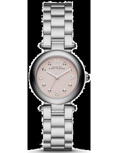 Chic Time | Montre Femme Marc Jacobs Dotty MJ8668 Argent  | Prix : 199,00€