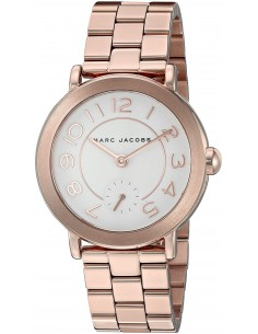 Chic Time | Montre Femme Marc by Marc Jacobs Riley MJ3471 Or Rose  | Prix : 229,00 €