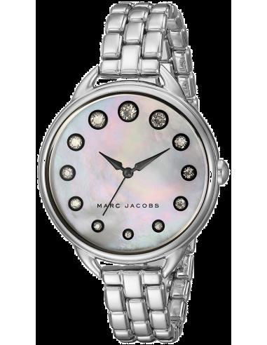 Chic Time | Montre Femme Marc by Marc Jacobs Betty MJ3508 Argent  | Prix : 199,00€