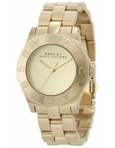 Chic Time | Montre Femme Marc Jacobs Blade MBM3126 Or  | Prix : 259,98 €