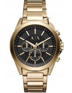 Chic Time | Montre Homme Armani Exchange Drexler AX2611 Chronographe  | Prix : 299,00 €