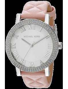 Chic Time   Montre Michael Kors Norie MK2617 Bracelet en cuir rose    Prix : 206,10€