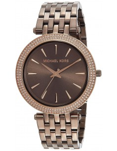 Chic Time | Montre Michael Kors Darci MK3416 Chocolat  | Prix : 239,20 €