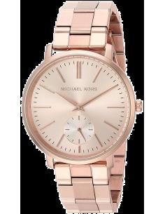 Chic Time | Montre Femme Michael Kors Jaryn MK3501 Bracelet en acier or rose  | Prix : 233,10€