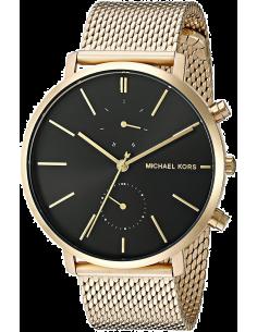Chic Time | Montre Homme Michael Kors Jaryn MK8503 Acier doré et fond noir  | Prix : 179,00€