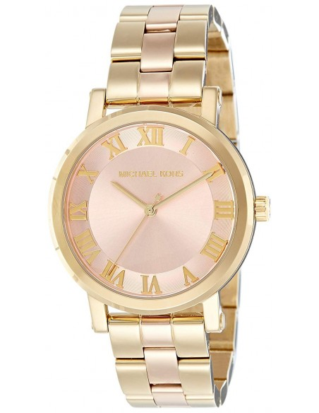 Chic Time | Montre Femme Michael Kors Norie MK3586 Or Rose  | Prix : 215,10 €