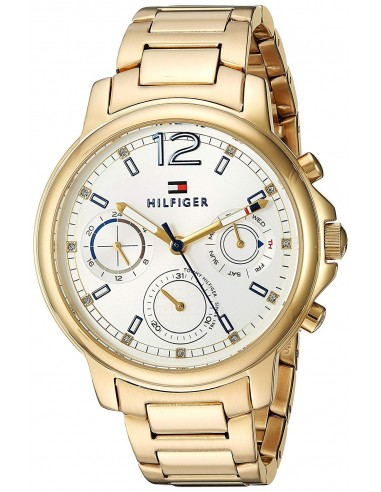 Chic Time   Montre Femme Tommy Hilfiger Claudia 1781742 Or    Prix : 117,00€