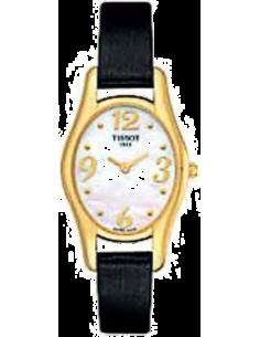 Chic Time | Montre Femme Tissot Petit Bijou T71334474  | Prix : 1,872.00