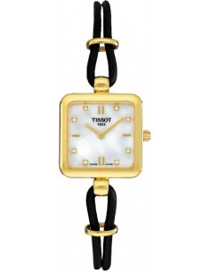 Chic Time | Montre Femme Tissot Fine Lady Squa T71335076  | Prix : 1,404.00